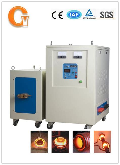 induction heating apparatus metal shaft induction heating equipment for hardening quenching