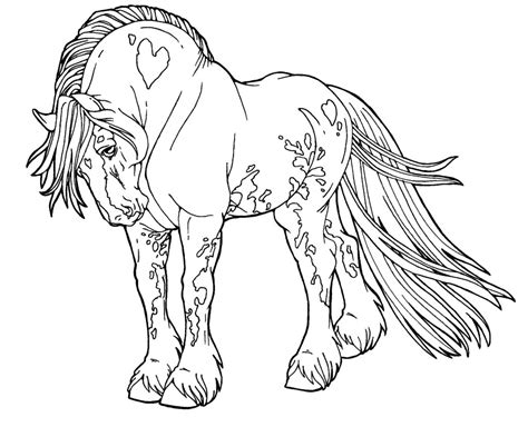 coloring pages of clydesdale horses 1000 images about coloring pages on parakeet