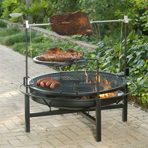 Backyard Pit Grill by The World S Catalog Of Ideas