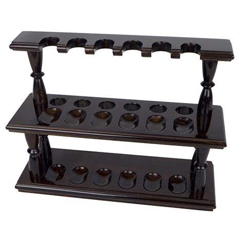 Tobacco Pipe Rack by Wood Pipe Racks For Tobacco Pipes In 3 Pipe 5 Pipe 6