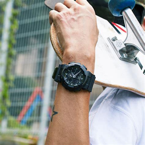 Casio G Shock Ga 100l 1a Original ga 100l 1a products g shock casio
