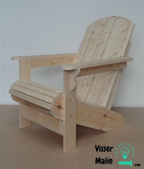 Comment Rempailler Une Chaise by Comment Fabriquer Une Chaise De Jardin Guide Astuces