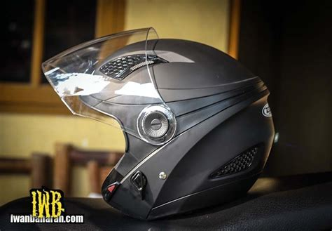 Dan Model Helm Zeus review product helm zeus tang dan finishing keren iwanbanaran