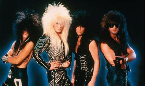rock n roll 80s and 90s hairs top 10 best hairdos in rock n roll