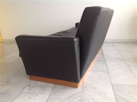 Leather Frank Lloyd Wright Imperial Hotel Tokyo Sofa Lloyd Leather Sofas