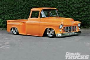 1955 Chevrolet Truck 1955 Chevy Truck Outrageous Rod Network