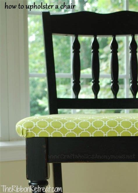 upholster dining room chairs how to upholster dining room chairs the ribbon retreat