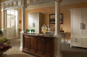 Southern Kitchen Designs by Wood Mode Southern Reserve Style Kitchen Designs