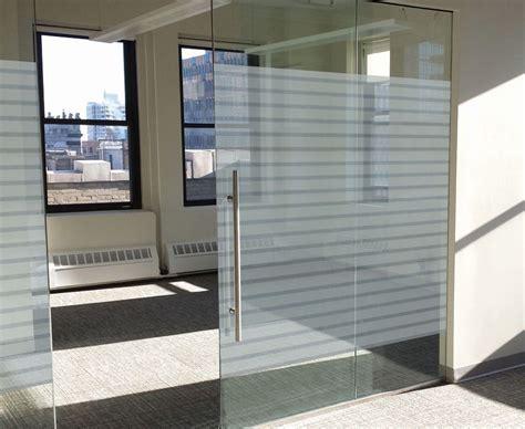 fenster sichtschutzfolie streifen fensterfolie office streifen statische dekorfolie h 46cm