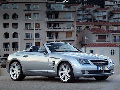 chrysler srt6 chrysler crossfire roadster srt6 specs photos 2004
