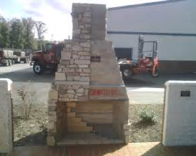 Do it yourself outdoor fireplace success