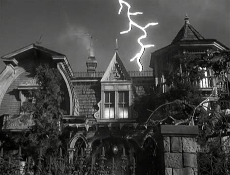 top munsters house wallpapers