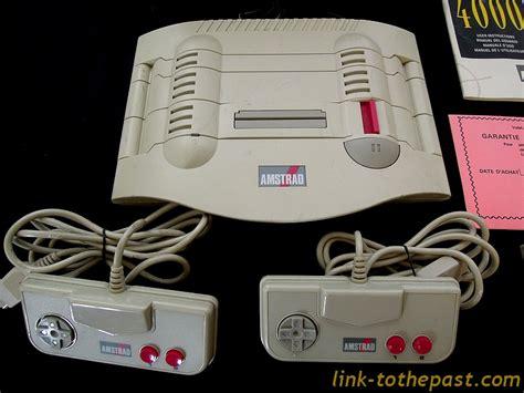 amstrad console une console amstrad gx 4000 compl 232 te