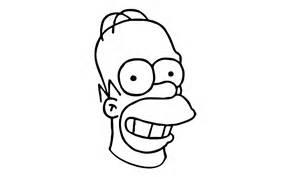 como desenhar homer simpson os simpsons draw homer simpson simpsons