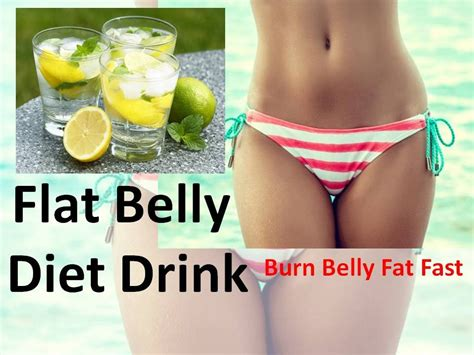 How Fast Can You Detox From by Flat Belly Diet Drink How To Belly With Detox