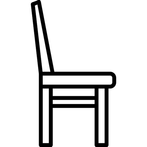 stuhl piktogramm chair free furniture and household icons