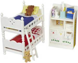Calico Critters Bedroom Set Calico Critters Children S Bedroom Set Free Shipping