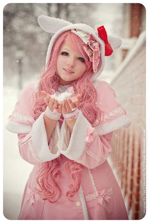 lolitas art winter lolita 2 by taisiaflyagina on deviantart