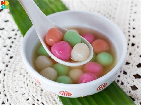 new year food tang yuan tang yuan recipe noobcook