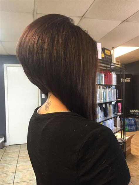short stack cut in the nap of the back back 1000 ideas about a line bobs on pinterest bobs blondes