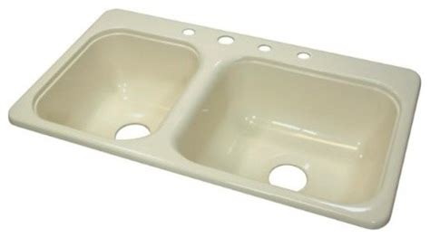mobile home kitchen sink kitchen sink 33 quot l x 19 quot w manufactured mobile home acrylic