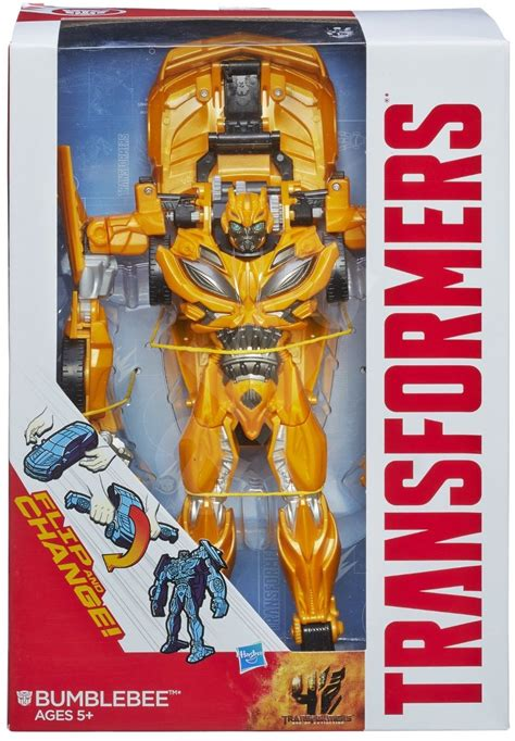 figure transformer 4 transformers 4 bumblebee transformation turning figure