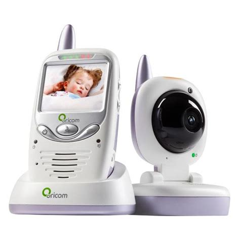 baby monitor oricom secure 700 2 4ghz wireless baby monitor au