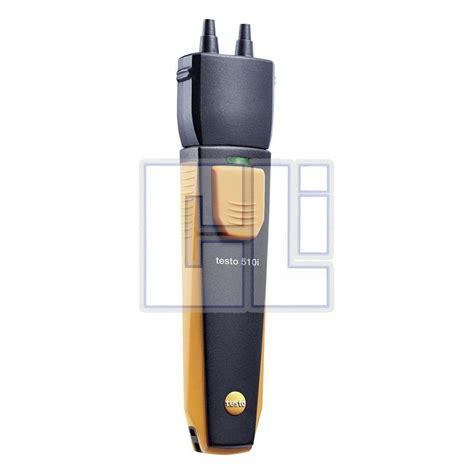 pressure testo testo testo 510i differential pressure meter testo smart