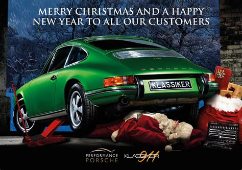 porsche christmas december 2016 performance porsche