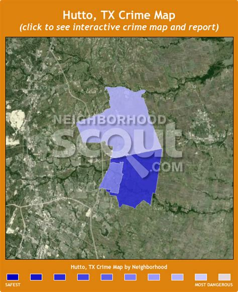 map of hutto texas hutto 78634 crime rates and crime statistics neighborhoodscout