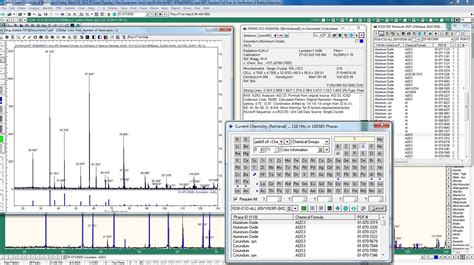 xrd pattern analysis software free download mse user facility student technology funded instruments