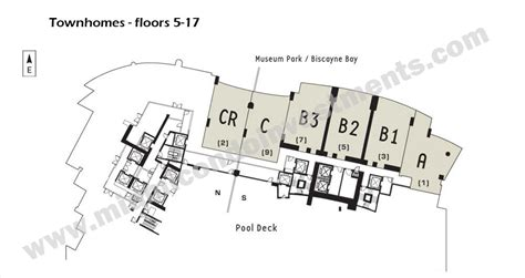 900 biscayne floor plans 900 biscayne blvd floor plans floor matttroy