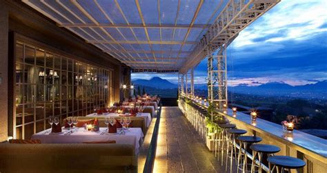 Farm House Floor Plan by 10 Bandung Rooftop Bars With Stunning Views