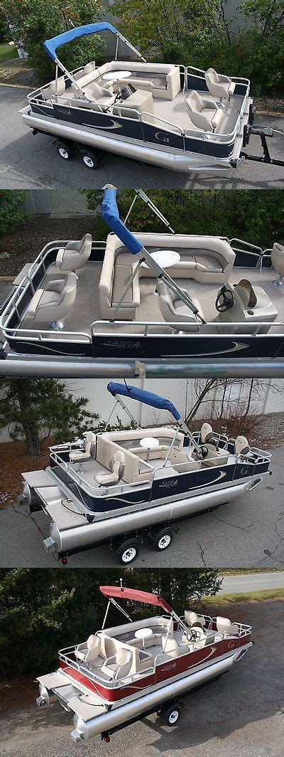 ebay boats buy it now best 20 pontoons ideas on pinterest lake boats pontoon