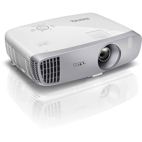 with projector benq ht2050 hd 3d dlp home theater projector ht2050 b h