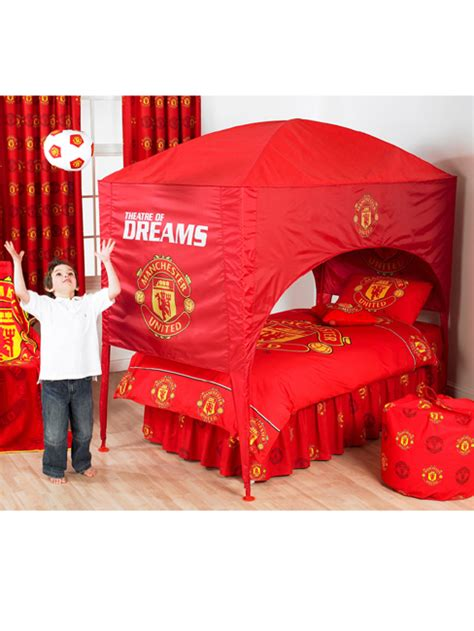 manchester united bedding manchester united fc bed canopy review compare prices