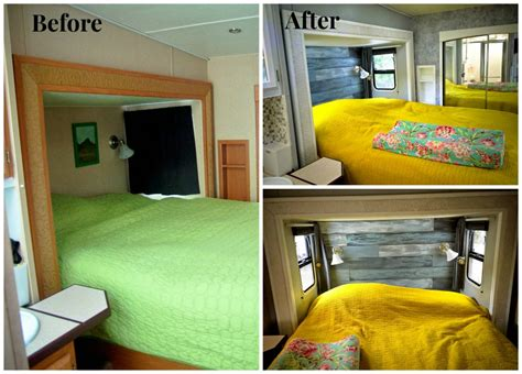 Remodel Bedroom In Rv Five Fifth Wheel Remodels You Don T Want To Miss Go Rving