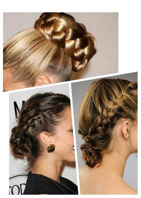 peinados en trenzas con pelo largo paperblog peinados con trenzas paperblog