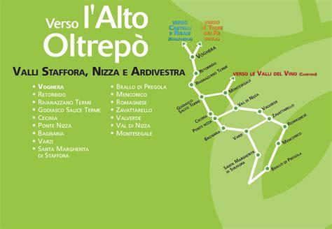 provincia di pavia mappa verso l alto oltrep 242 itinerari turistici provincia di pavia