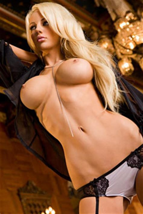 Nicolette Shea Nude At Playboy In Babehub Com