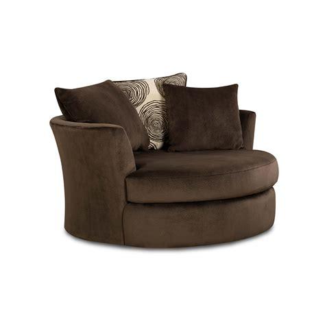 chocolate swivel chair garfield chocolate swivel chair chairs seat n sleep