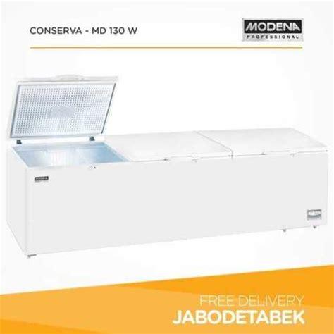 Modena Md 130 W Chest Freezer beli dapur dan ruang makan alat dapur 2018 arsitag