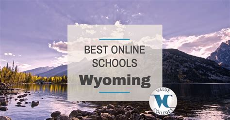 Wyoming Energy Mba by Top 8 Best Colleges In Wyoming Value Colleges