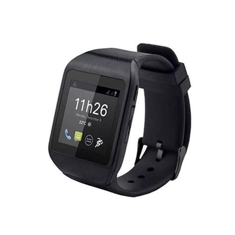 Polaroid Pwatch Montre Connectée Noire   Achat montre connectée pas cher, avis et meilleur prix