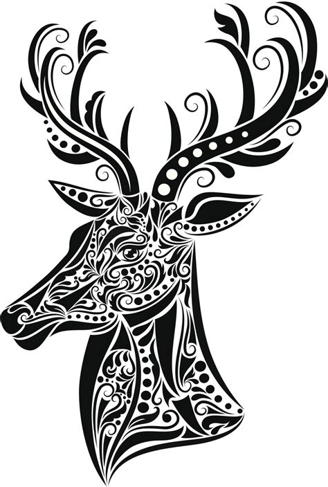 animal tribal tattoos these tribal animal tattoos will showcase the wildness in you
