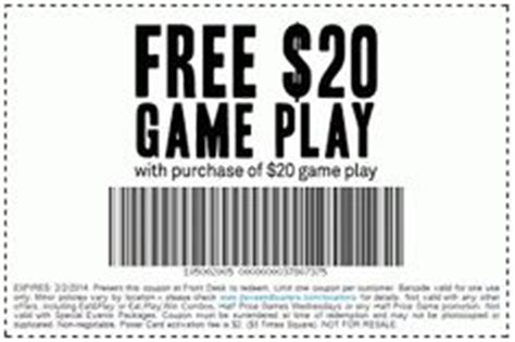 Where Can I Buy Dave And Busters Gift Cards - dave and buster s printable coupons december 2013 http www pinterest com annacoupons