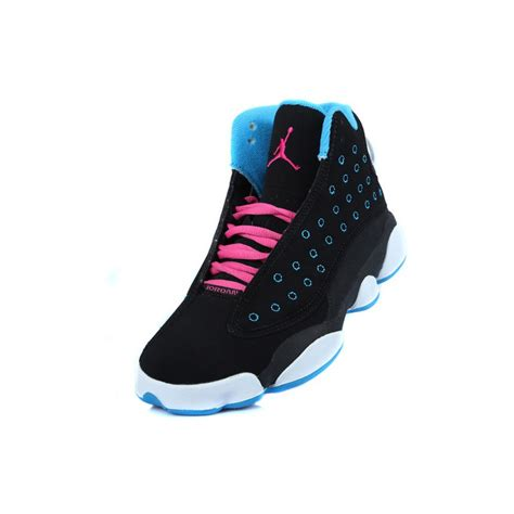 sneakers for sale jordans air 13 air sole high black blue air shoes