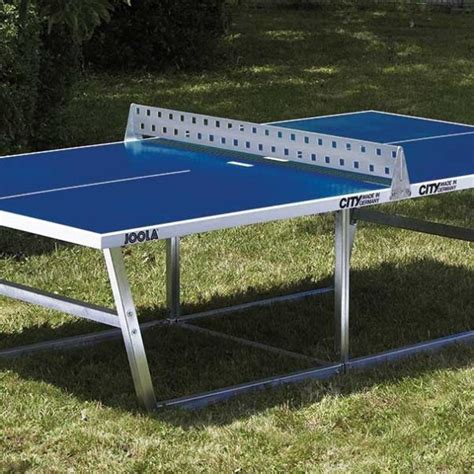 outdoor ping pong table reviews joola city outdoor ping pong table best outdoor ping