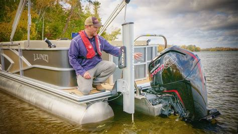 outboard boat engine youtube outboard engine considerations for pontoon boats youtube