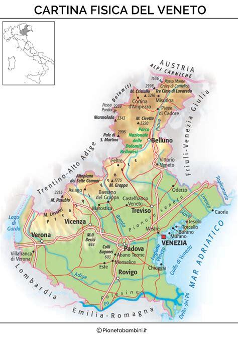 geografia veneto regione veneto luka thinglink